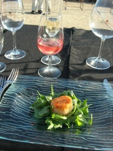 Wine and food vacation options